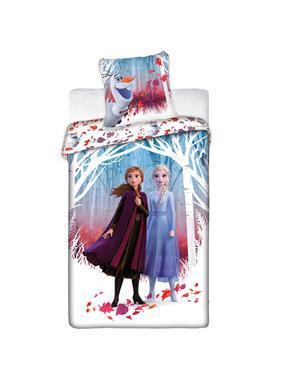 Disney Frozen Dekbedovertek 140 x 200 cm