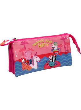 Peppa Pig Etui Pool Party 22 cm