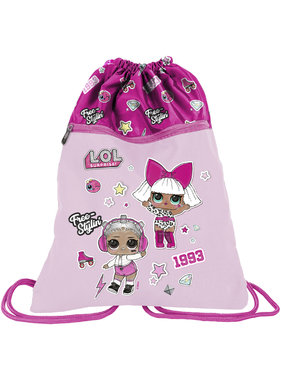 L.O.L. Surprise Gym bag 34 x 45 cm