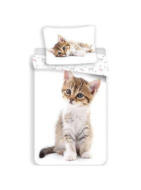 Animal Pictures Duvet cover Kitten 140 x 200