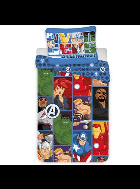 Marvel Avengers Duvet cover Cartoon 140 x 200 cm