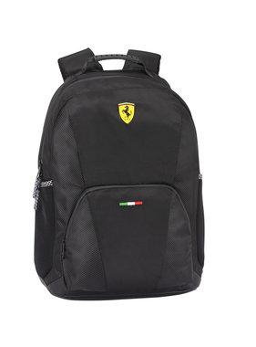 Ferrari Rugzak Zwart 40 cm