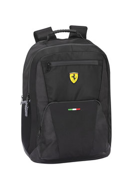 Ferrari Racing Backpack Black 40 cm