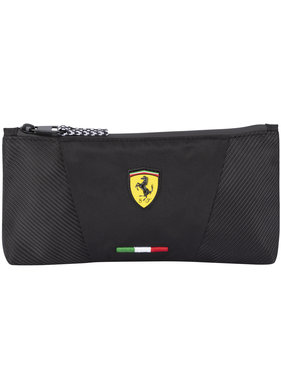 Ferrari Black Pencil Case 20 cm