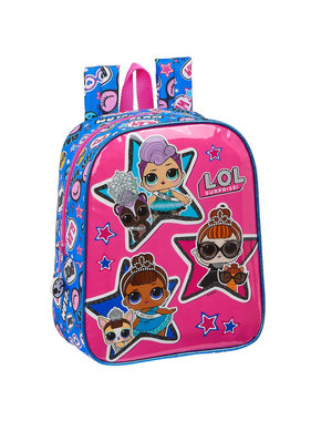 L.O.L. Surprise Mini Toddler Backpack Together 27 cm