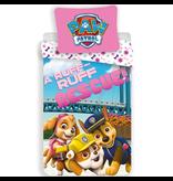 Paw Patrol Ruff Ruff Rescue Duvet cover - Single - 140 x 200 cm - Cotton