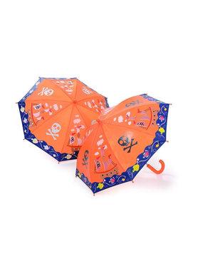 Floss & Rock Color Changing Umbrella Pirates