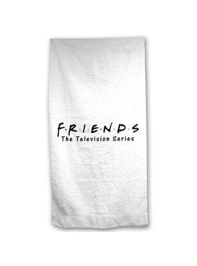 Friends Beach towel 70 x 140 cm