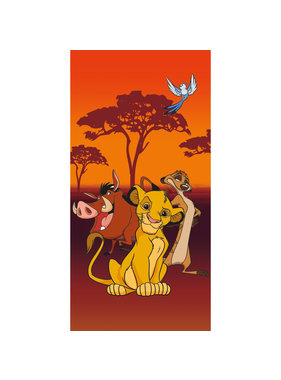 Disney The Lion King Beach towel 70 x 140 cm
