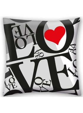 Valentines Cushion LOVE 40x40 cm