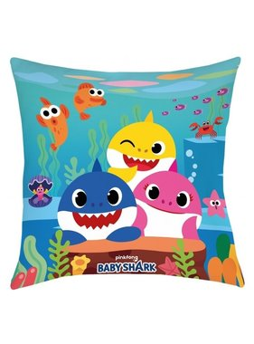 Baby Shark Cushion 40 x 40 cm