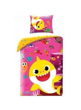 Baby Shark Duvet cover Smile 140x200 cm