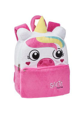 Unicorn Plush toddler backpack 27 cm