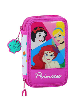 Disney Princess Together Filled Case - 28 pieces