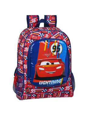 Disney Cars Racing Block Rugzak 42 cm