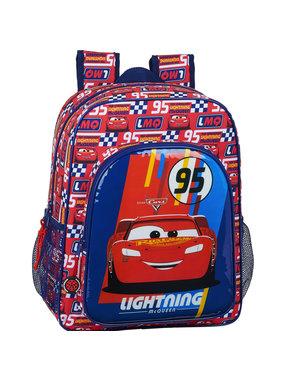 Disney Cars Racing Block Backpack 38 cm