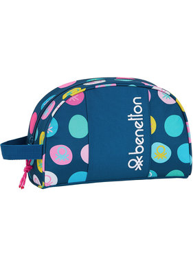 Benetton Polka Dots Beauty Case 26 cm
