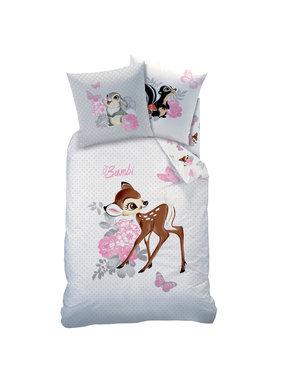 Disney Bambi Dekbedovertrek Retro 140 x 200 cm