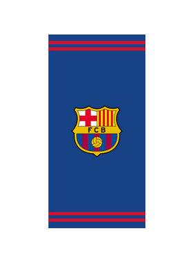 FC Barcelona Strandlaken Forca - 75 x 150 cm
