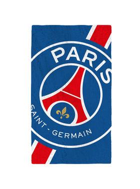 Paris Saint Germain Cropped beach towel - 70 x 120 cm
