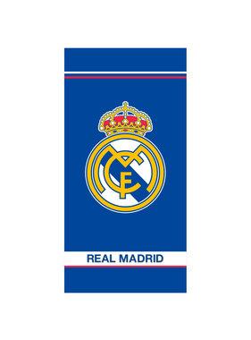 Real Madrid Strandlaken Logo - 75 x 150 cm