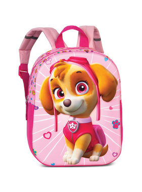 Paw Patrol Rugzak Rose-Coloured