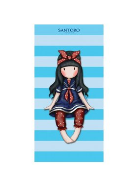 Santoro London Beach towel cotton 150x75 cm