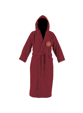 Harry Potter Bathrobe Hogwarts Patch - Size 98/104