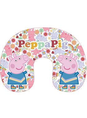 Peppa Pig Neck pillow flower power 31 cm
