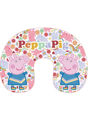 Peppa Pig Nekkussen flower power 31 cm