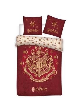 Harry Potter Dekbedovertrek Zweinstein 140x200cm + 65x65cm