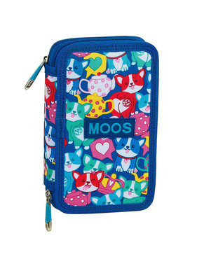 MOOS Filled Pouch Corgi - 28 pieces