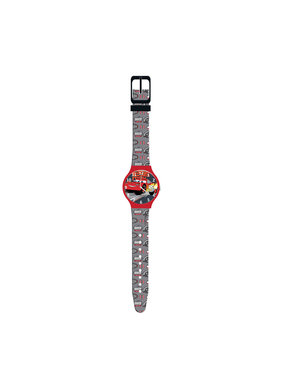 Disney Cars Horloge Racing - Blisterverpakking