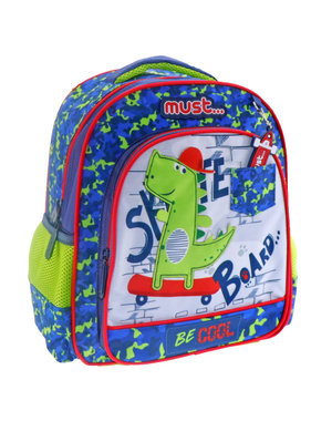 Must Backpack Dinosaur 27 cm
