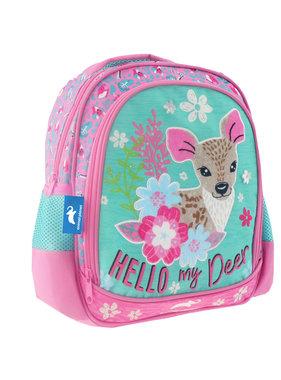 Animal Planet backpack 31 x 27 x 10 cm Deer