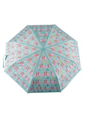 Floss & Rock Paraplu Flamingo
