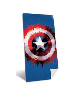 Marvel Avengers Strandlaken Logo 75 x 150 cm