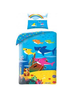 Baby Shark Duvet cover 140x200 + 70x90cm