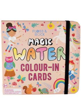 Floss & Rock Rainbow Fairy Water color cards
