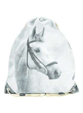 Animal Pictures Gymbag Golden Horse - 38 x 34 cm