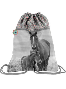 Animal Pictures Horse gymbag 45x34