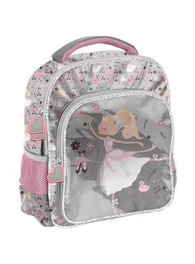 Ballerina Backpack I love dance 32 cm