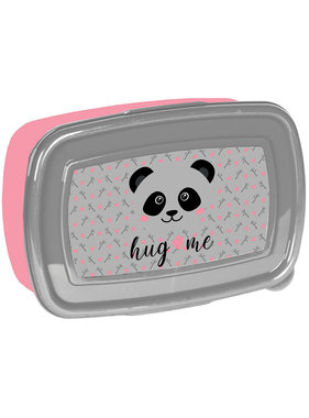 Panda Lunch box hug me 18 cm