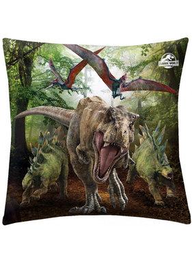 Jurassic World Throw pillow 40x40