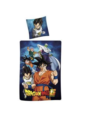 Dragon Ball Z Dekbedovertek Vegeta 140 x 200 cm