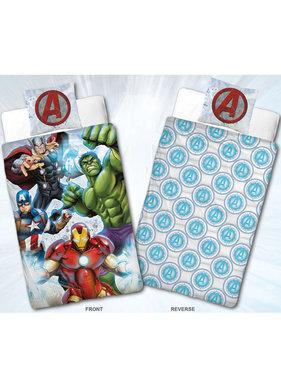 Marvel Avengers Duvet cover Flannel Team 140 x 200