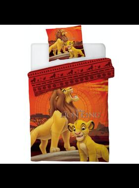 Disney The Lion King Dekbedovertrek 140 x 200