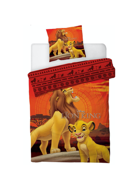 Disney The Lion King Duvet cover 140 x 200