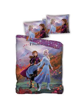 Disney Frozen Dekbedovertrek polyester 140x200cm