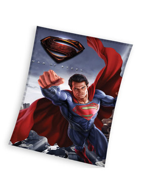 Superman Fleece blanket 110 x 140 cm